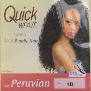 Quick Weave - Peruvian